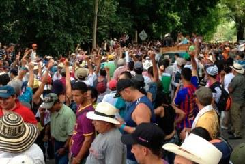 En el Cauca se inicia organización para implusar la mas grande propuesta popular para salvar el agro nacional